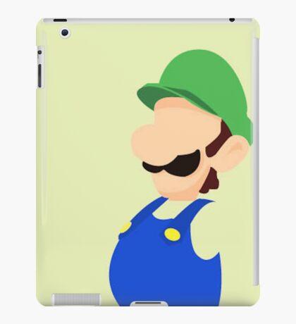 Minimalist Luigi iPad Case/Skin