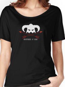 Adventurers at heart Women's Relaxed Fit T-Shirt