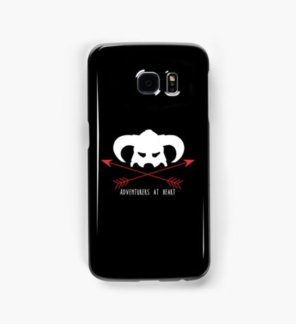 Adventurers at heart Samsung Galaxy Case/Skin
