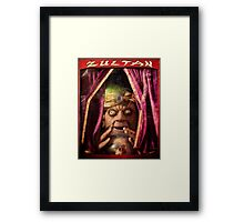 Buy Caliphate Insurance ASAP! Framed Print