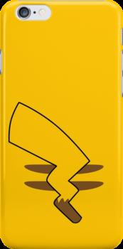 Pikachu Tail by Koukiburra