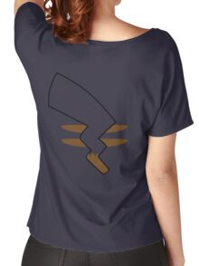 Pikachu Tail Women's Relaxed Fit T-Shirt