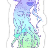 Totem Girls - pastel Sticker