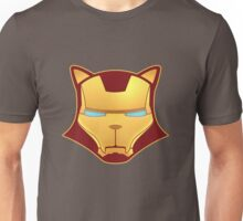 iron cat Unisex T-Shirt