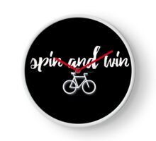 Spin and Win Cycling-Biking Workout Clock