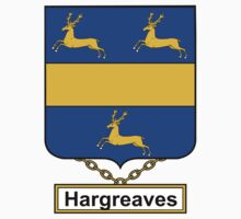 Hargreaves Coat of Arms (English) by coatsofarms