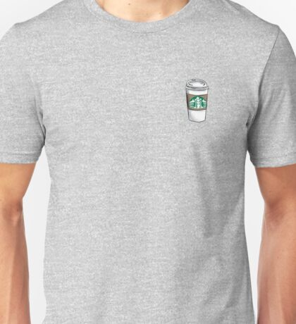 Starbucks Coffee Drin Unisex T-Shirt