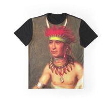 Chief Shaumonekusse Graphic T-Shirt