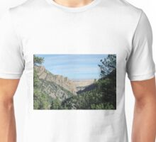 East from Eldorado Mountain Colorado Unisex T-Shirt