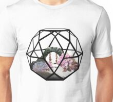 Secret Garden Terrarium Unisex T-Shirt