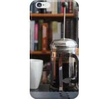 The Morning Plunge iPhone Case/Skin
