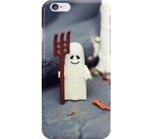 ::: { THE HALLOWEEN GHOST } ::: iPhone Case/Skin