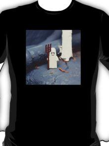 ::: { THE HALLOWEEN GHOST } ::: T-Shirt