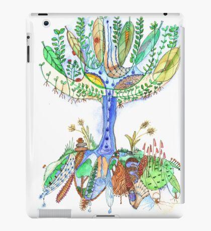 Tree of Life 2 iPad Case/Skin