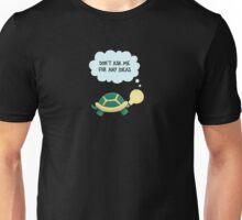 Idea Turtle Unisex T-Shirt