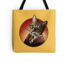 Harry cat Tote Bag