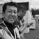 Official Photographers at the World Rally - Coffs Harbour by Clare Colins