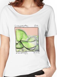 Lime Wall Hanging Women's Relaxed Fit T-Shirt