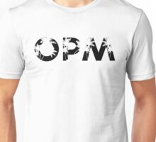 OPM [black, no frame] Unisex T-Shirt