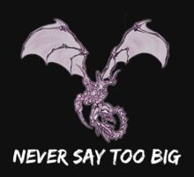Ridley - Never say too big by Franky-D-Law