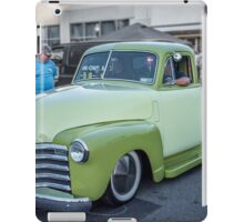 Two Tone Chevy iPad Case/Skin