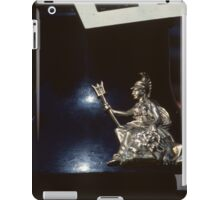 Britannia on a steam engine Traction Engine display Birmingham England 198405130025  iPad Case/Skin