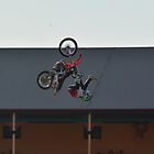 STUNT CYCLE- ROYAL ADELAIDE SHOW NO.2 by JAMES LEVETT