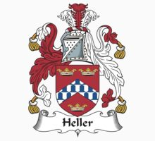 Heller Coat of Arms (English) by coatsofarms