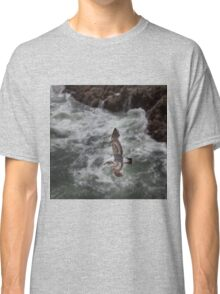Seagull Flying Classic T-Shirt