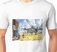 Tammy Meets Ali Baba and the Forty Thieves Unisex T-Shirt