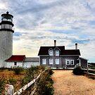 Cape Cod Light by Poete100