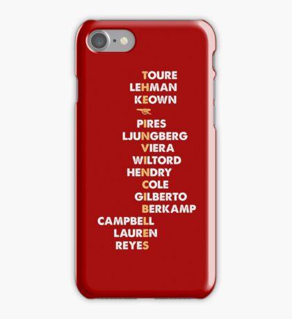 SPELT AESENAL LEGEND 2 iPhone Case/Skin