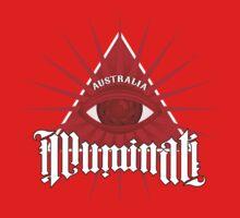 Australia Illuminati - ORDO One Piece - Long Sleeve