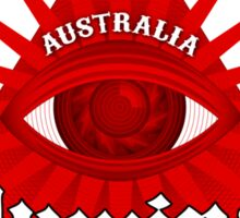 Australia Illuminati - ORDO Sticker