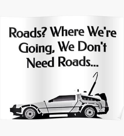 Roads?????? Poster