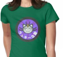Badge of Fortune Womens Fitted T-Shirt