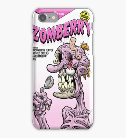 ZOMBERRY iPhone Case/Skin