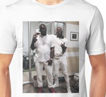 Lil Yatchy and Gucci Mane Unisex T-Shirt