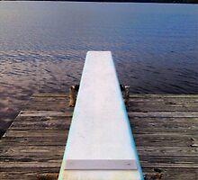 Diving Board by zoehalpern