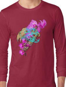 BearSkull Long Sleeve T-Shirt
