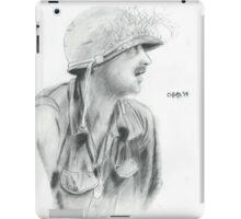 Rick Rescorla iPad Case/Skin