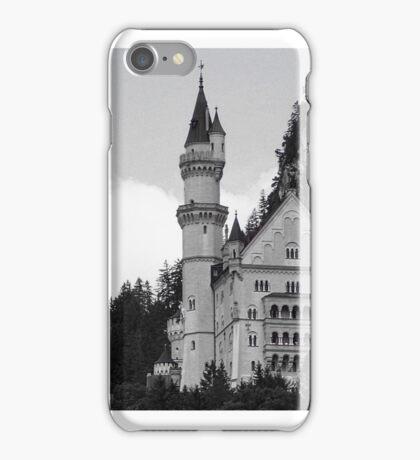 The Fairytale Castle Neuschwanstein iPhone Case/Skin