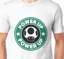 POWER UP Unisex T-Shirt