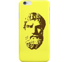 Epicurus Bust iPhone Case/Skin