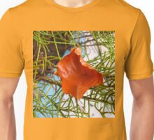 A Fallen Sycamore Leaf Unisex T-Shirt