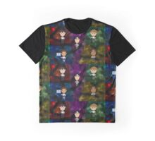 Voltron Team Graphic T-Shirt