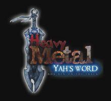 HEAVY METAL BY AHK-BEN by NatanYah Ysrayl