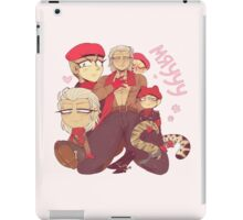 OCELOT LOVE iPad Case/Skin