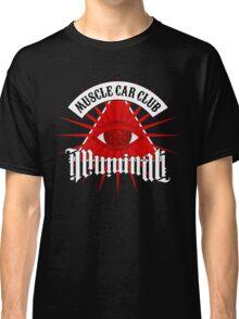 Illuminati Muscle Car Club - IMCC Classic T-Shirt