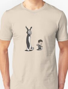 Donnie and Frank Unisex T-Shirt